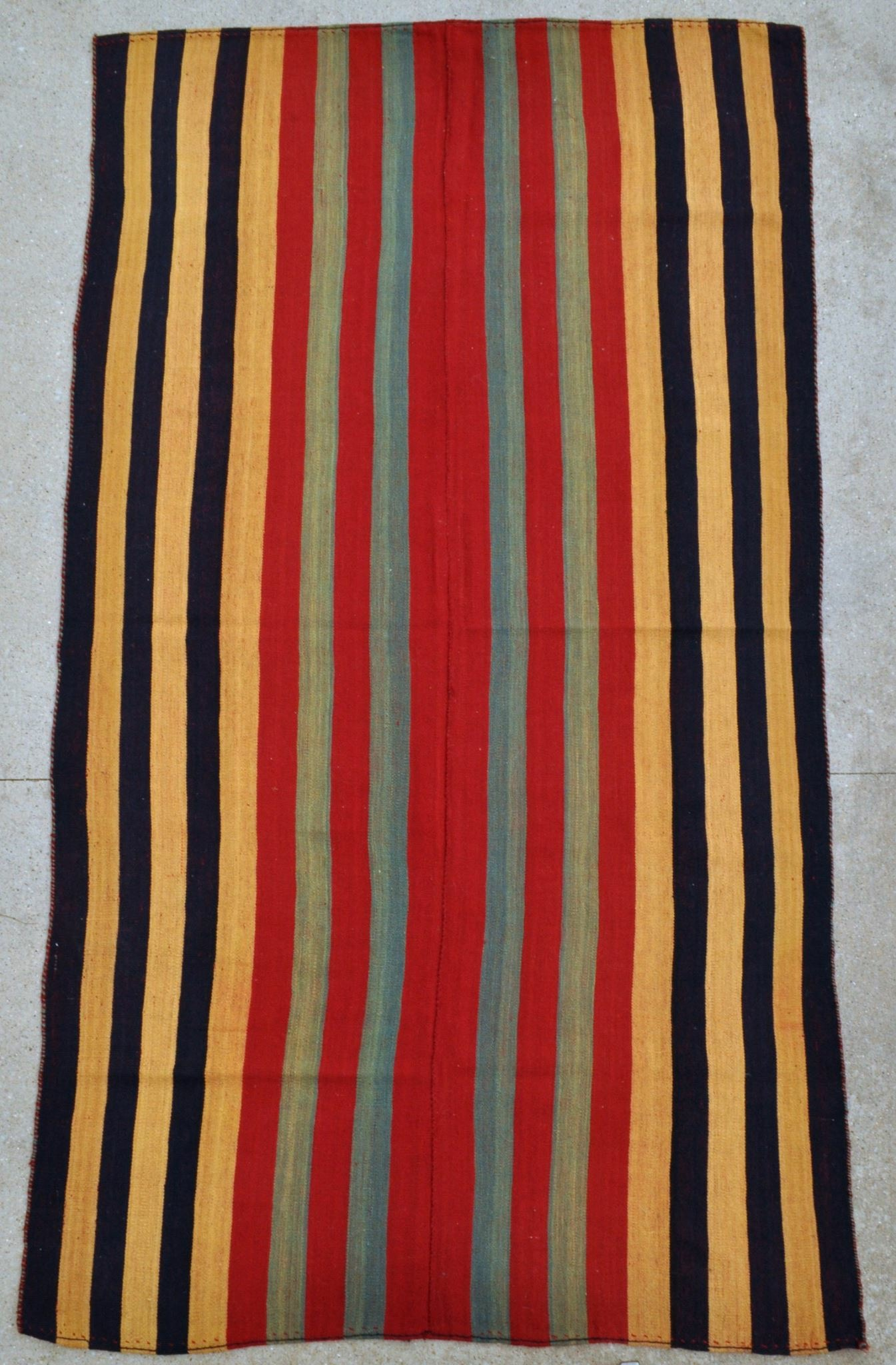 Persian Gashgai Palas kilim