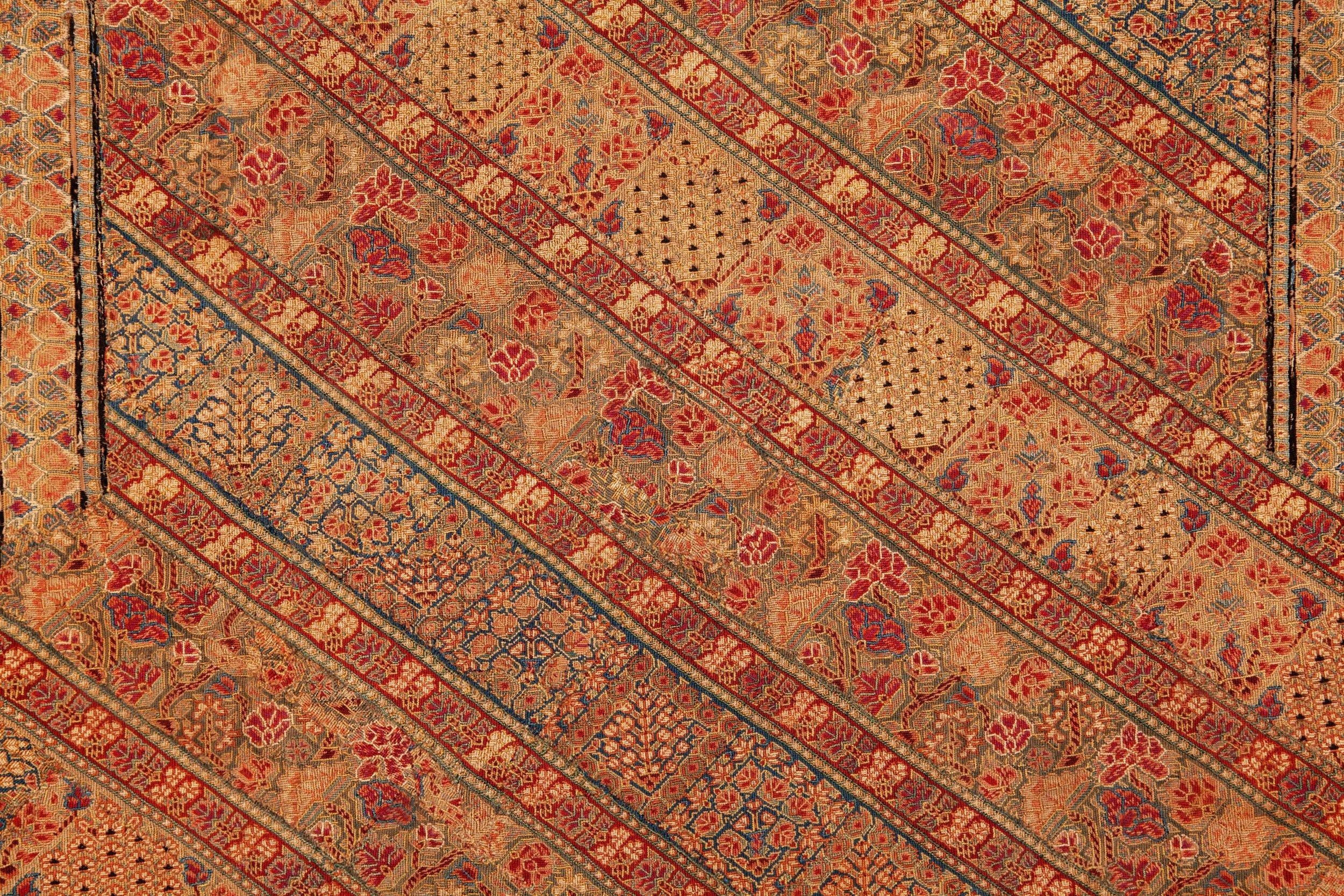 Qajar Naksh ( embroidery )