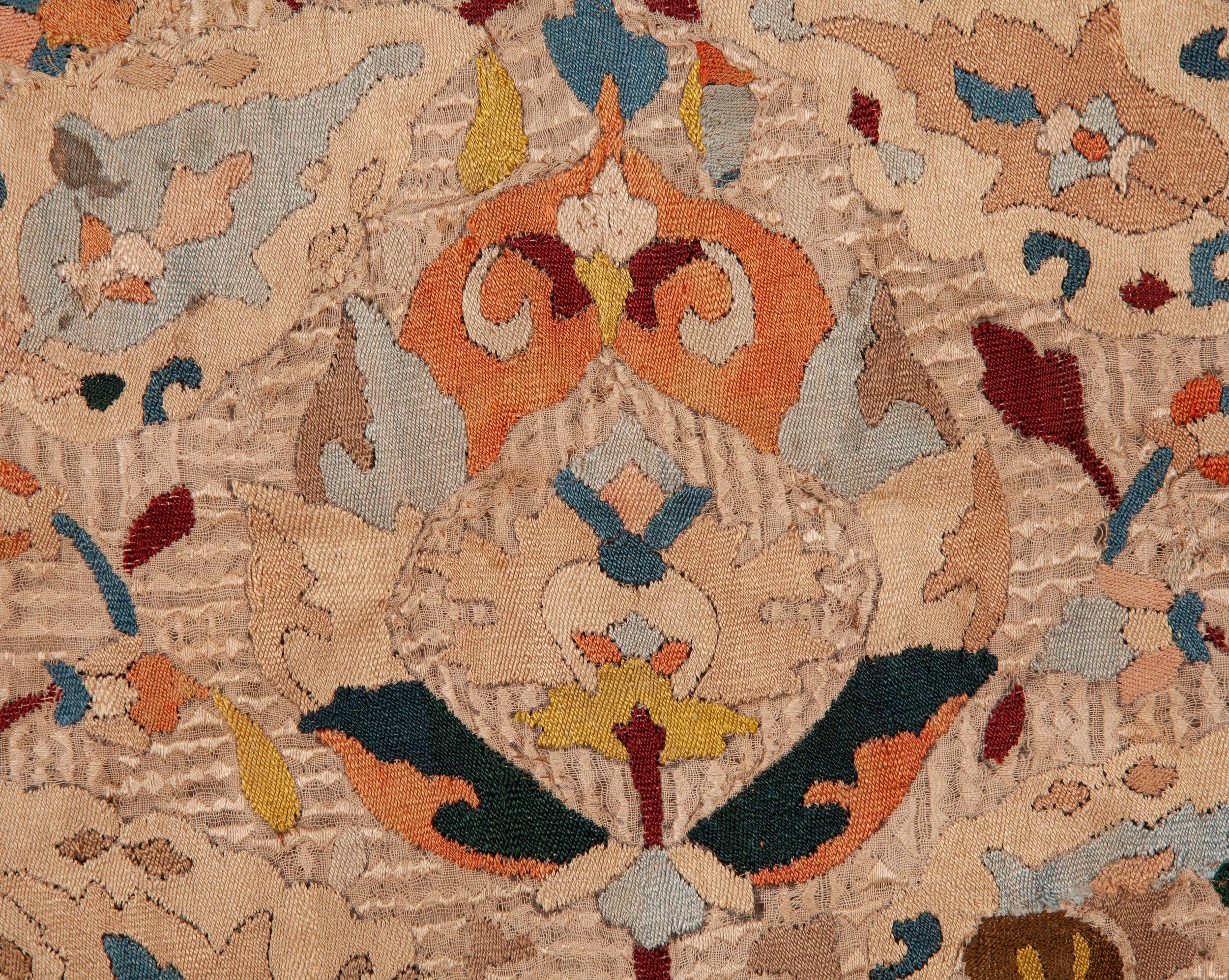 Caucasian Embroidery Fragment