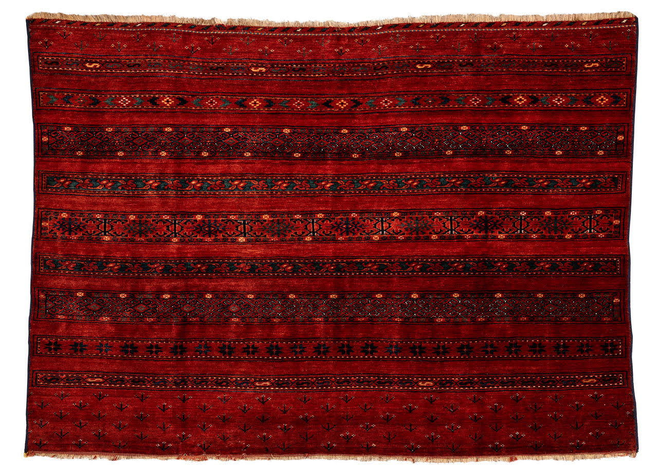 Rare Ersari tribe Chuval