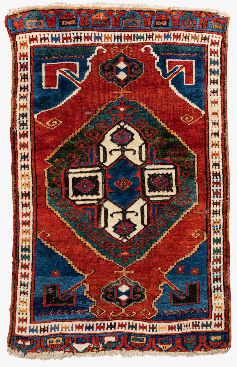 Rare Anatolia Karapinar rug