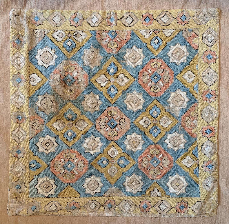 An Azari embroidery