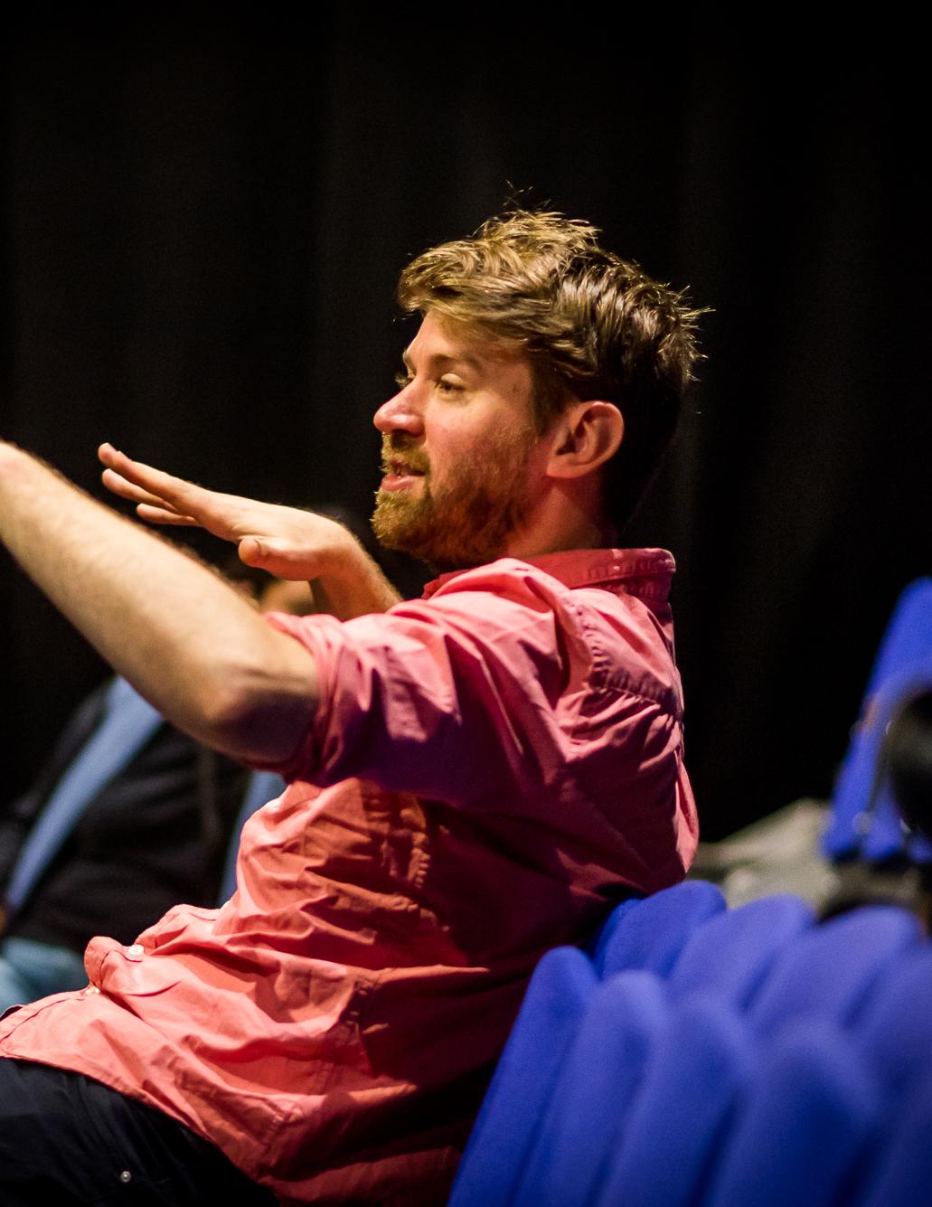Lewis Hetherington - Writer, Director and Dramaturg