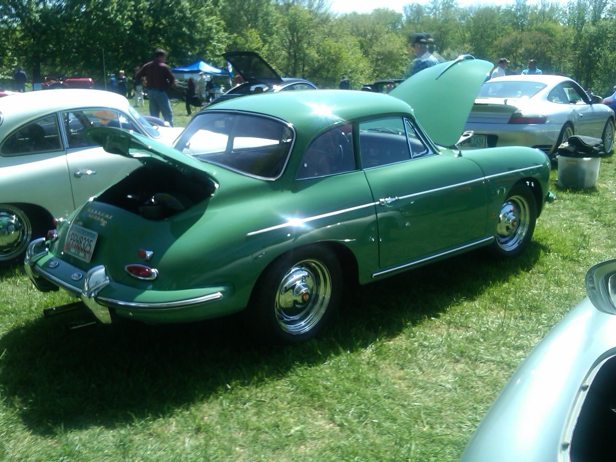 1961 Porsche 356B - 3rd in Class - 32nd Deutsche Marque Concours d'Elegance.jpg
