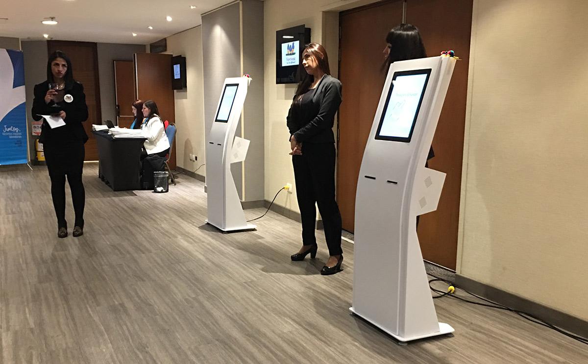 Kioscos y Tecnología - Lanzamiento Viewsonic