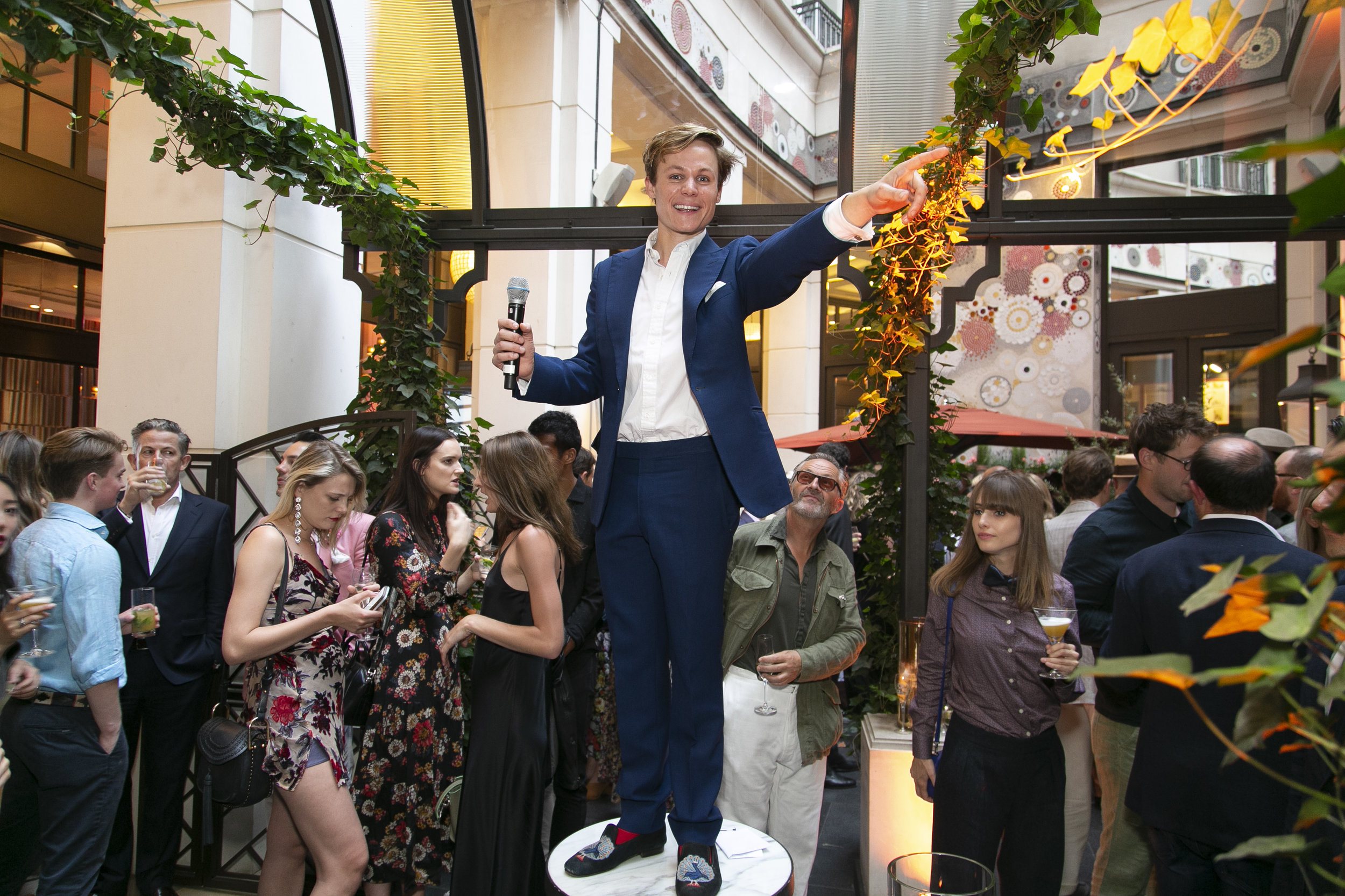 Following the most wonderful summer party collaboration with The Rake magazine at the Corinthia Hotel London, the Be Well Collective is thrilled to announce that we raised  £55,699