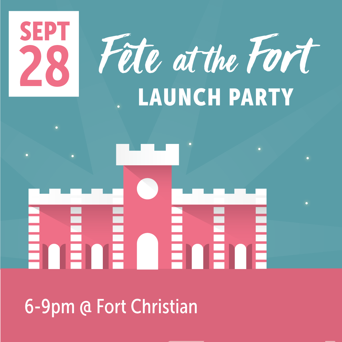 Fete at the Fort