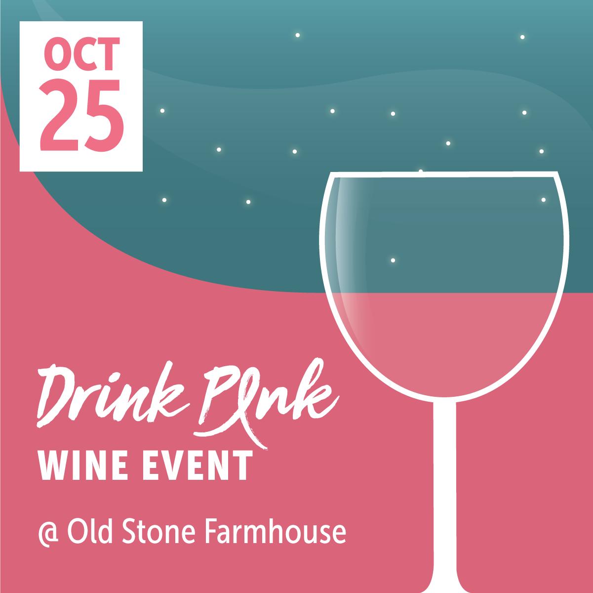 Drink Pink Wine Event