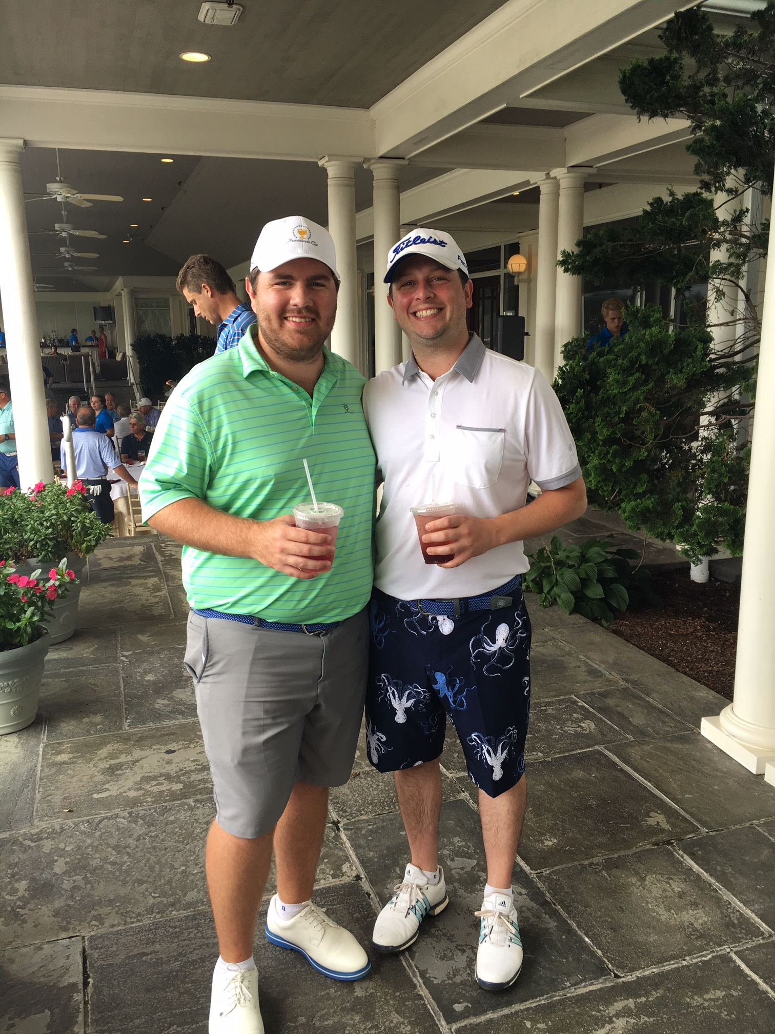 willowbend - Ben Bryant (Brookline, MA) & Brendan Rowe (Boston, MA)Former roommates - Brendan lives in South Boston and played golf for Bryant University. Ben lives in Brookline. Both are members at Willowbend on Cape Cod.