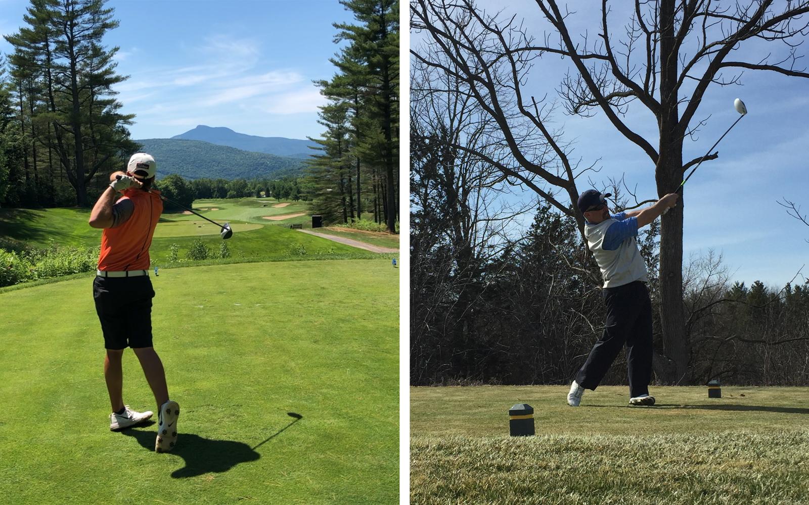 team manley - Ryan Manley (Essex Junction, VT) & Mark Manley (Essex Junction, VT)Father-son duo from Vermont.