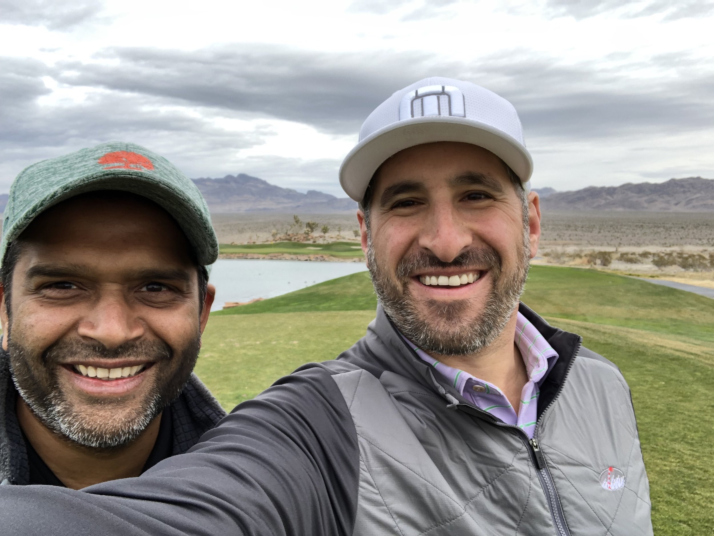 MSPCA-angell - Andrew Nigrelli (Weston, MA) & Paresh Patel (Weston, MA)The team from the Official Charity Partner of The Barstool Classic at Wollaston. Never too old…