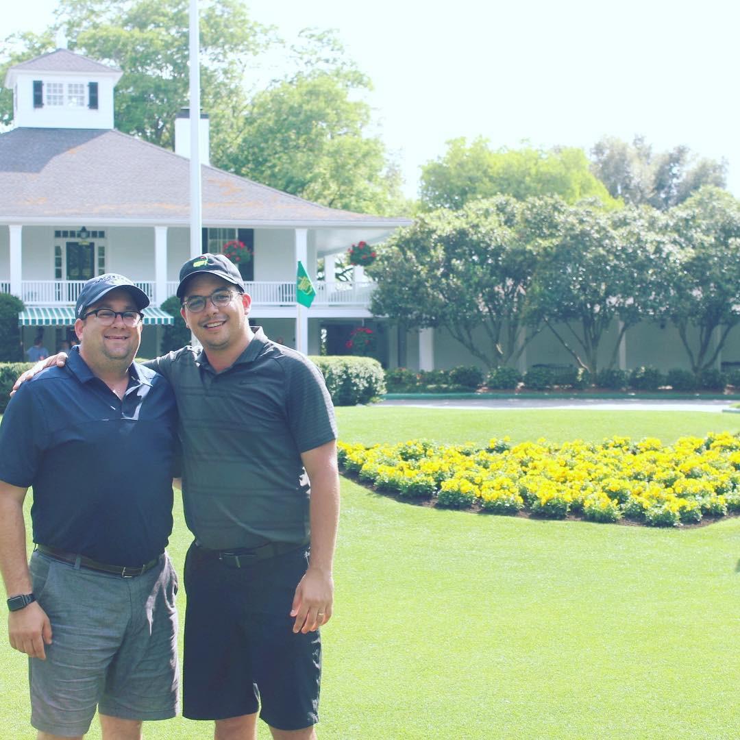 team Lasko - Noah Lasko (Hollywood, FL) & Avi Lasko (Hollywood, FL)Florida golfers.