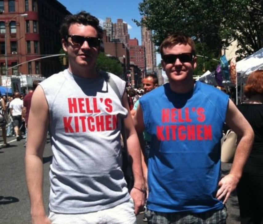 Team Shot - Frank Henderson (New York, NY) & Ian Lauth (New York, NY) Big fans of red stakes.