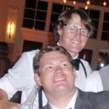 Cannonwald - Matt Cannon (Cranbury, NJ) & Erik Reckdenwald (West Windsor, NJ)Just a couple old lax bros.