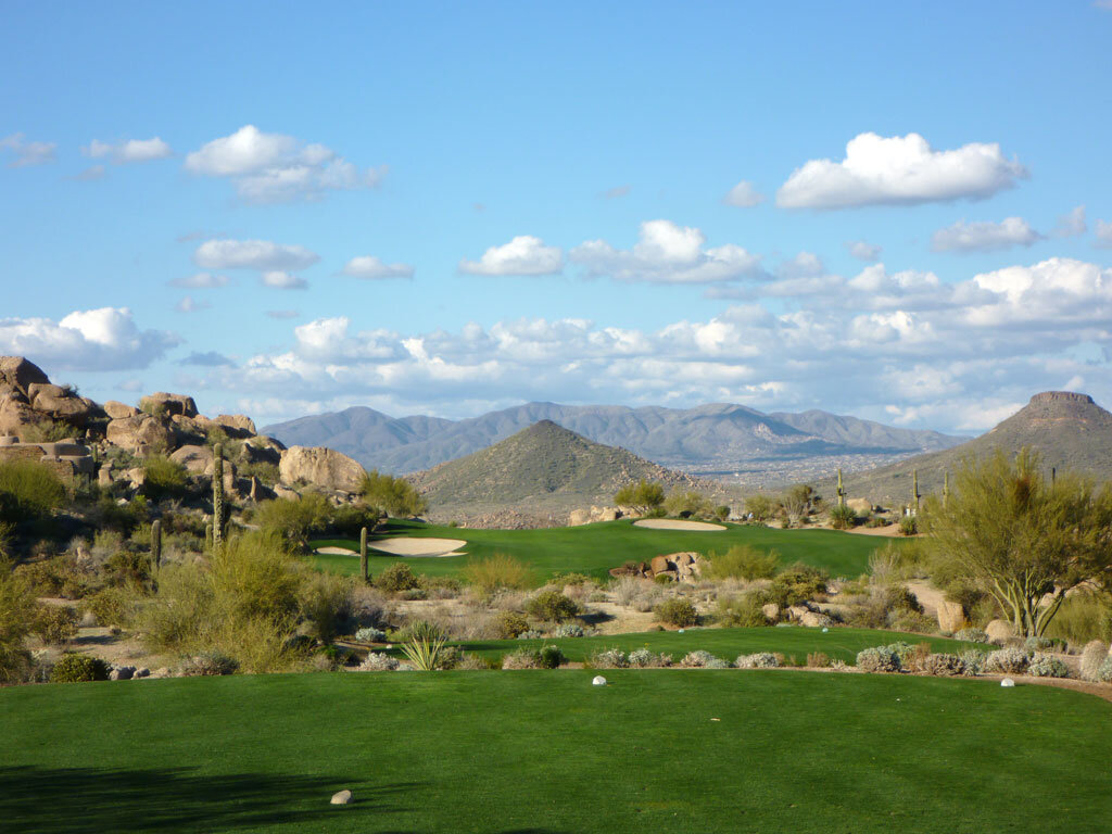 SEPT 1Scottsdale - Troon North Monument Course