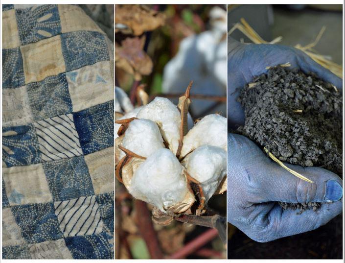 April 30 / Made in Japan: Quilts, Cotton & Indigo - With teresa duryea wong