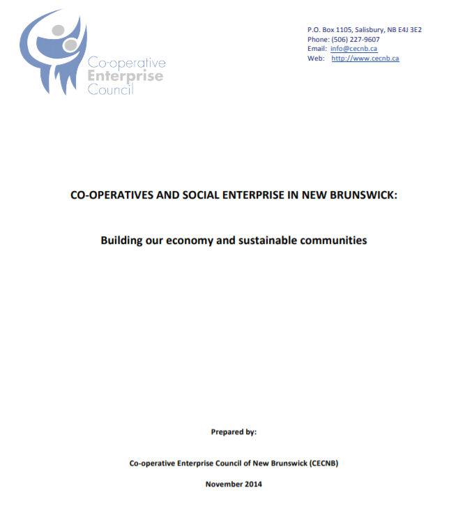 Co-ops and Social Enterprise - Recommendations to Advance the Sector in NB.png