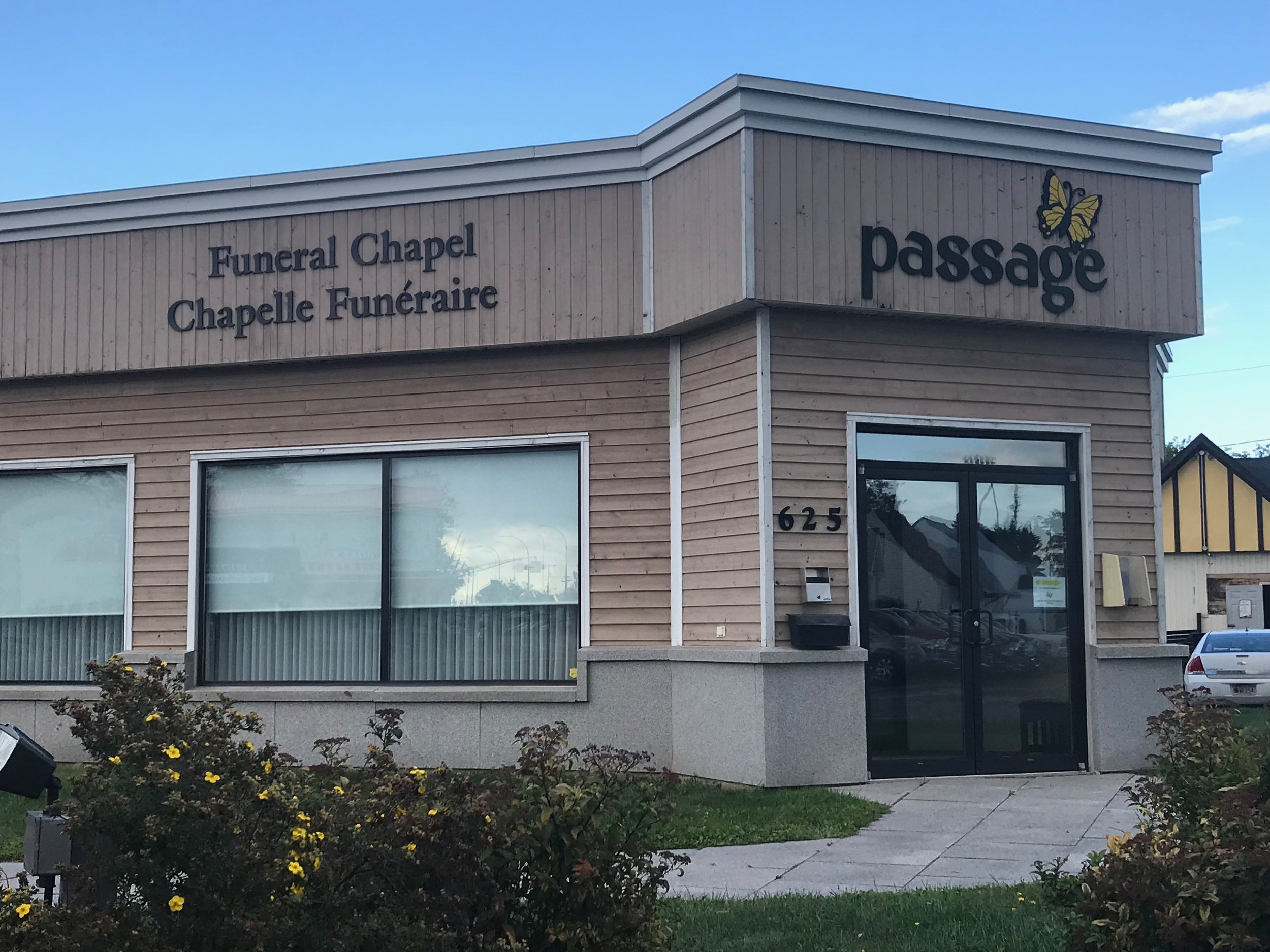 Coopérative Funéraire PASSAGE Funeral Co-op Ltée./Ltd has existed since 1992. It has 2 locations serving Westmorland-Albert and Kent and the Greater Moncton region.