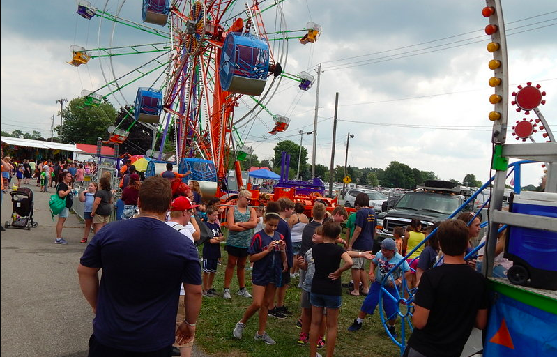 Huron County Fair Schedule 2020.General Information Huron County Fair