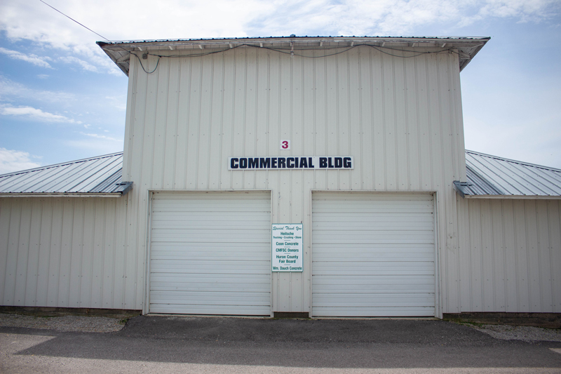 Commercial Building -
