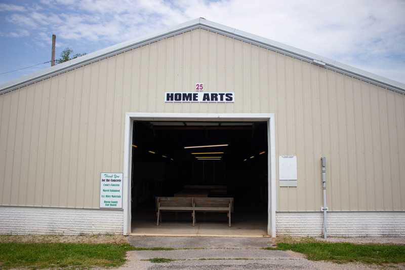 Home Arts Building -