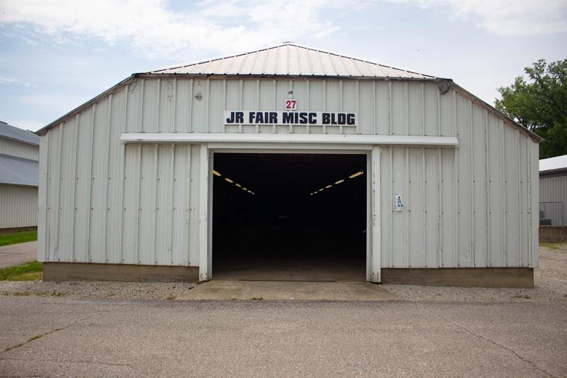 Jr. Fair Misc. Building -