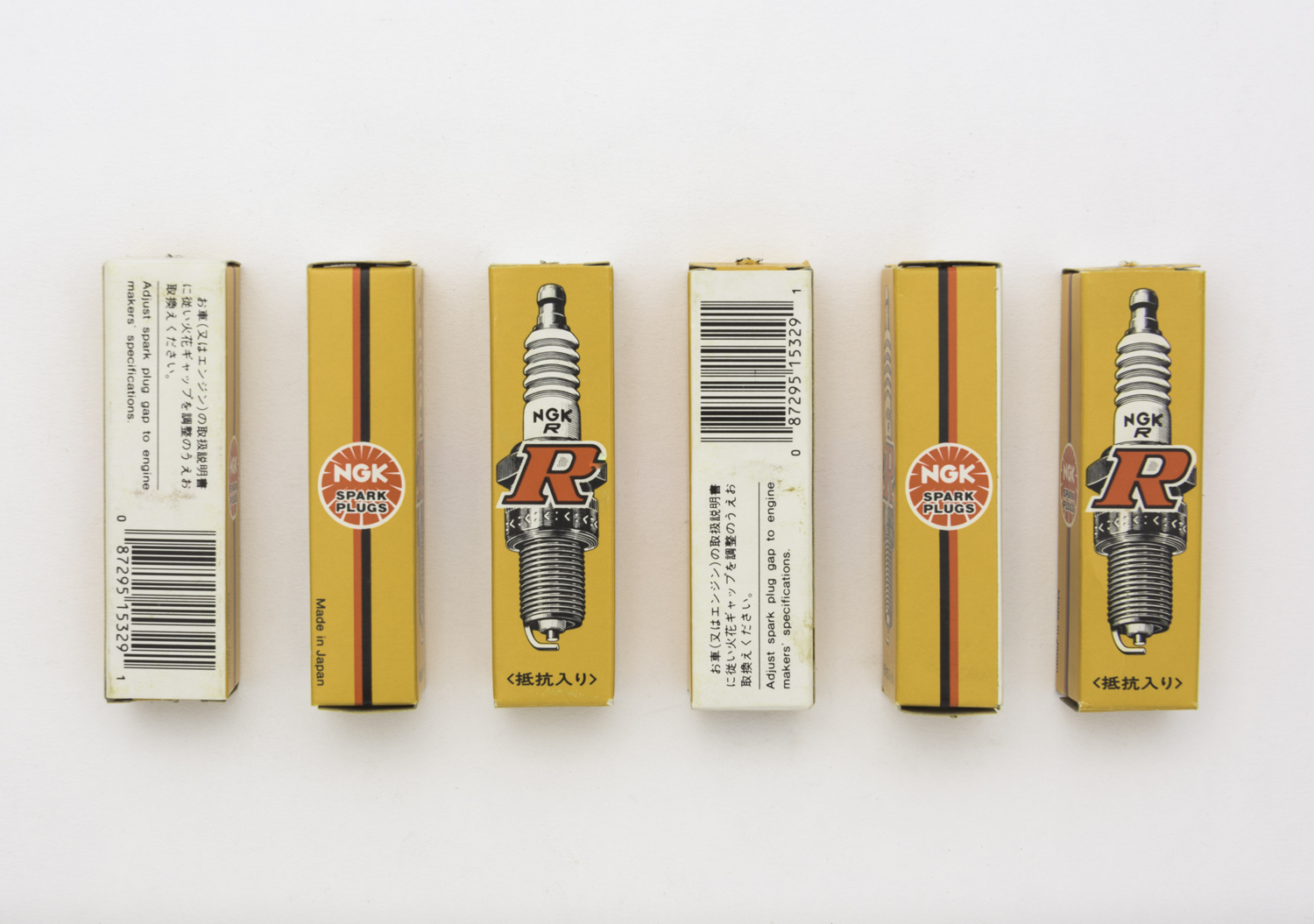 Packaging for NKG Spark Plugs