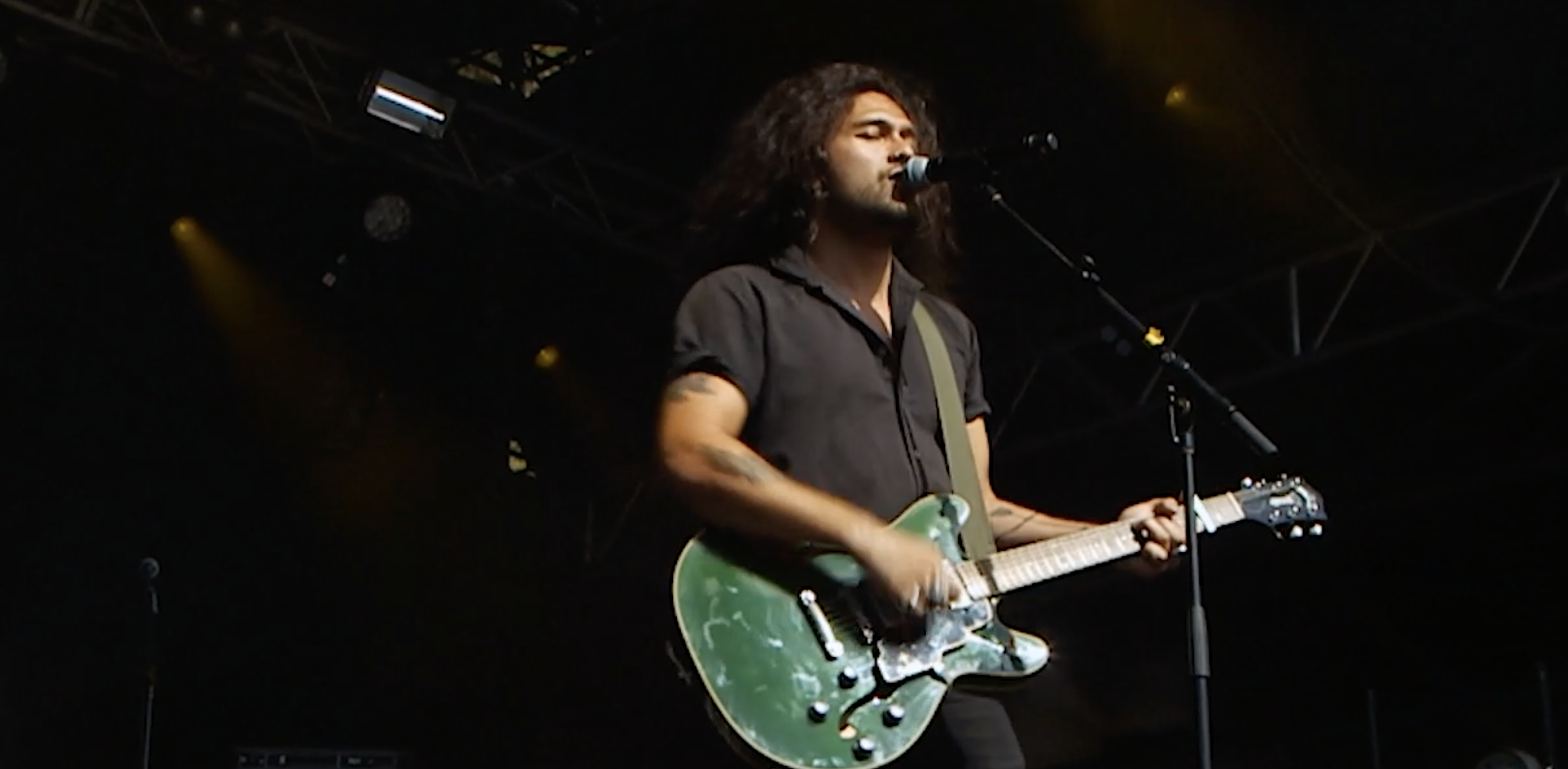 GANG OF YOUTHS  Laneway Festival Live Performance