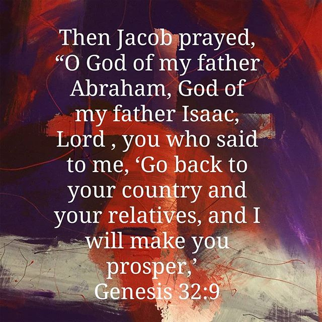 Today's reading is from Genesis 32:9-13 and Psalm 113 • Sometimes we settle and give up something much more valuable. • God still cares about and has a plan for us even when we make mistakes. • Jacob became Israel- transformed with a new purpose and calling. We are called to respond when God gives us new direction/identity.  Our journey with God transforms us into different beings to make a difference and build His kingdom.  #fccsherwood #Godslove #scripture #transformed