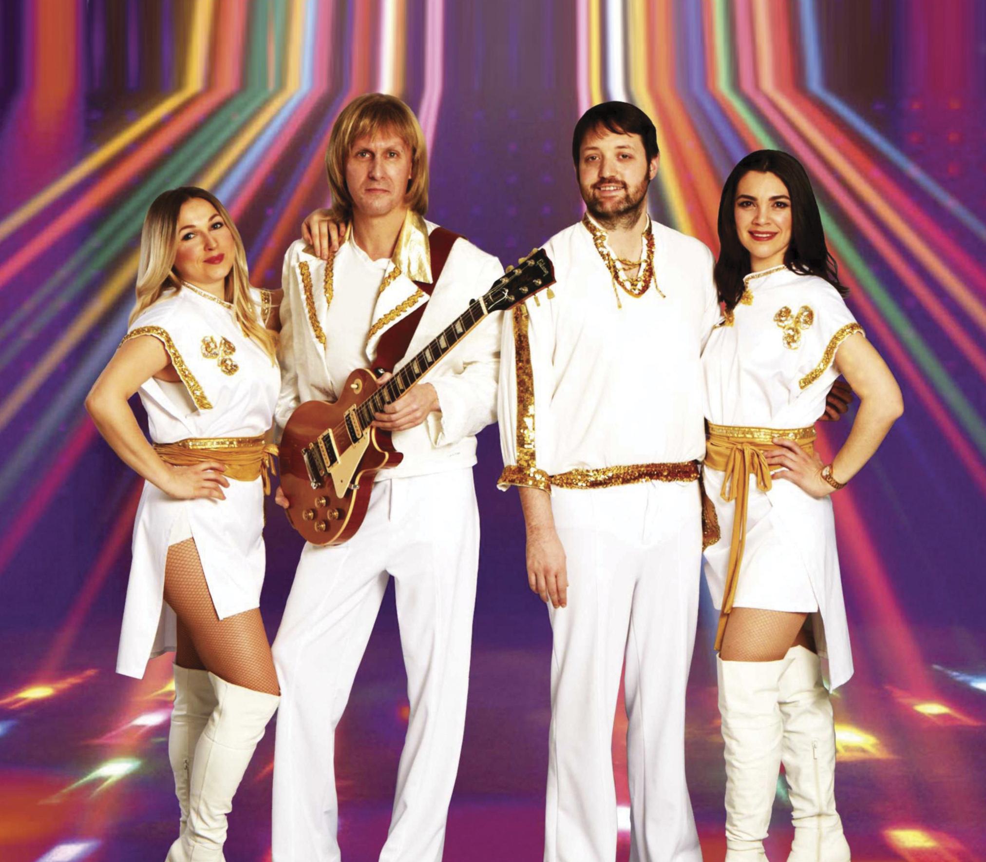 Dancing Dream Abba Tribute Band