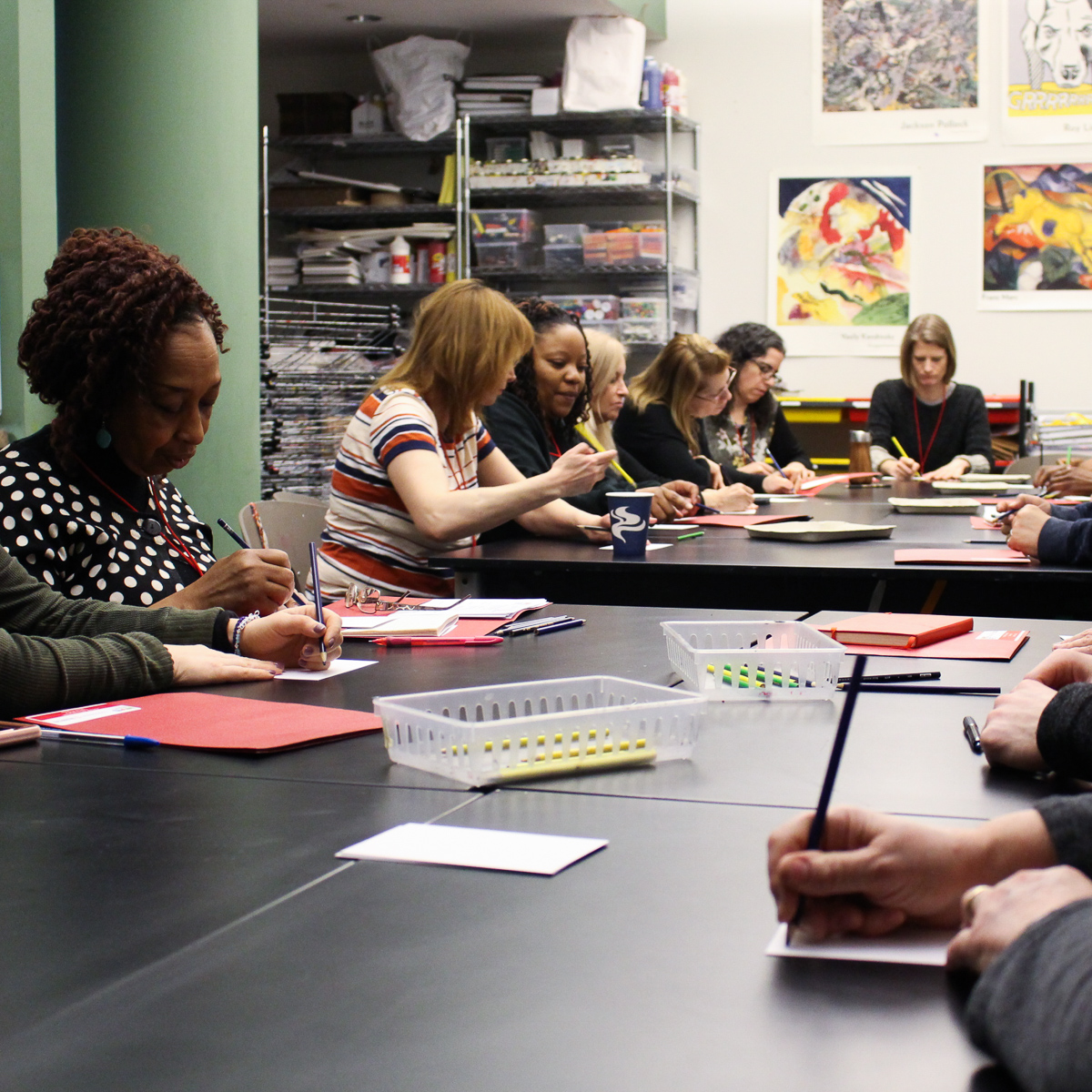 Professional Learning - CAE is dedicated to improving the quality of teaching and learning in the arts through professional development. We give principals, classroom teachers, in-school arts specialists and teaching artists the knowledge, skills and resources they need to transform their schools.