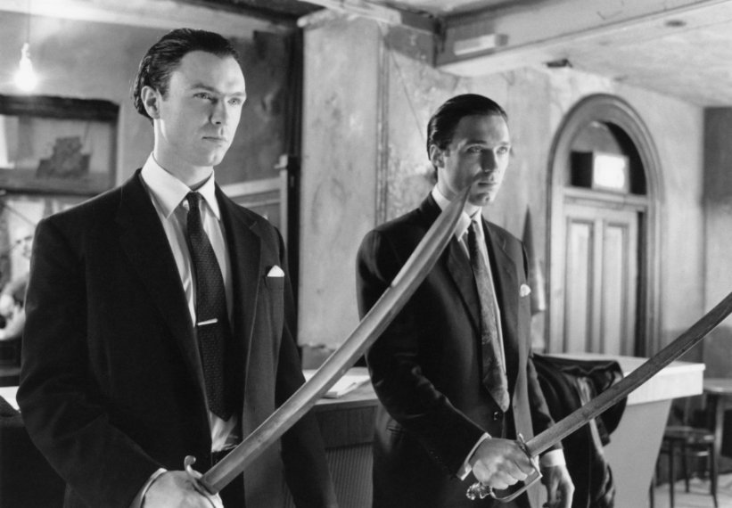Gary and Martin Kemp in The Krays