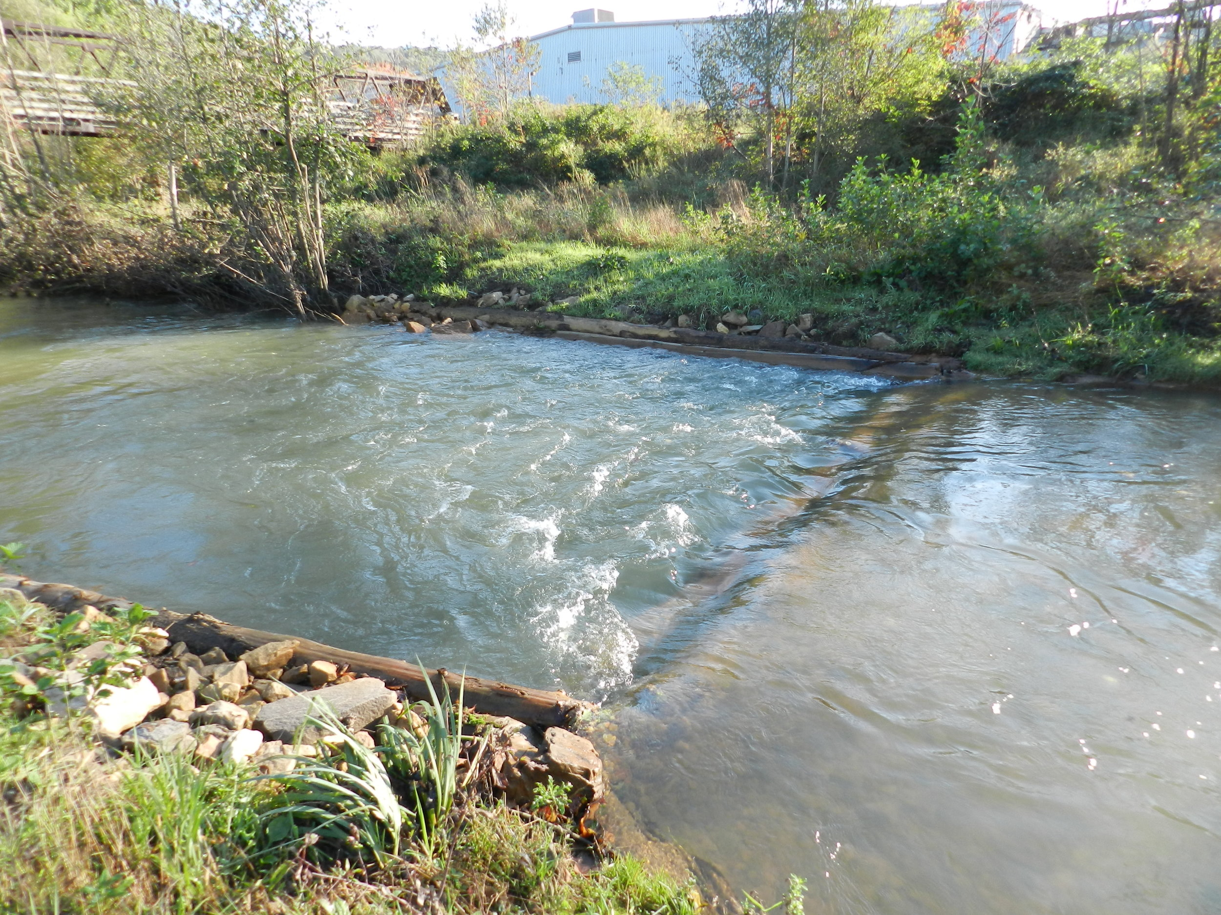 Northern Cambrai Flood Control with devices installed
