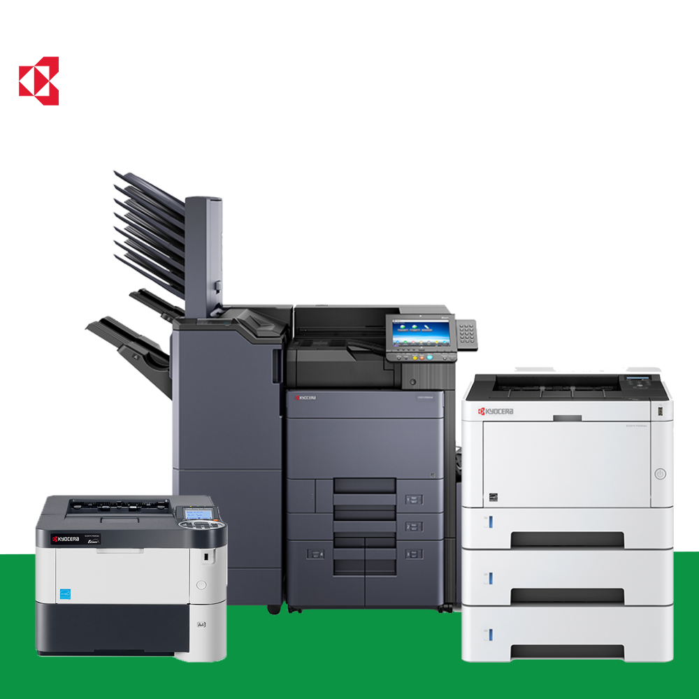 Kyocera Printers & Copiers