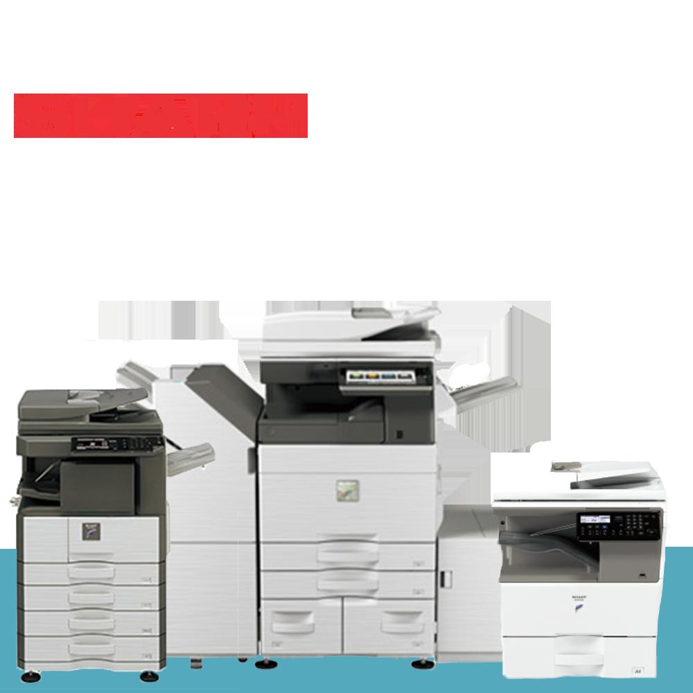 Sharp Printers & Copiers
