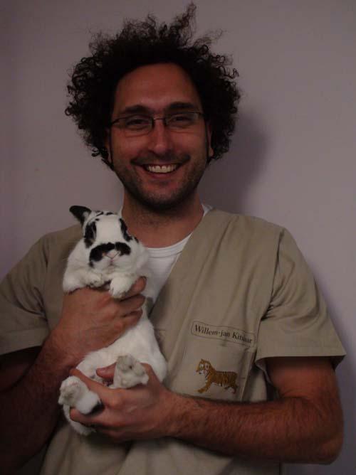 Dr. Willem-Jan Kitslaar, Netherlands