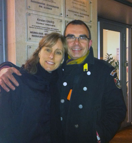 Dr. Jean Francois, France