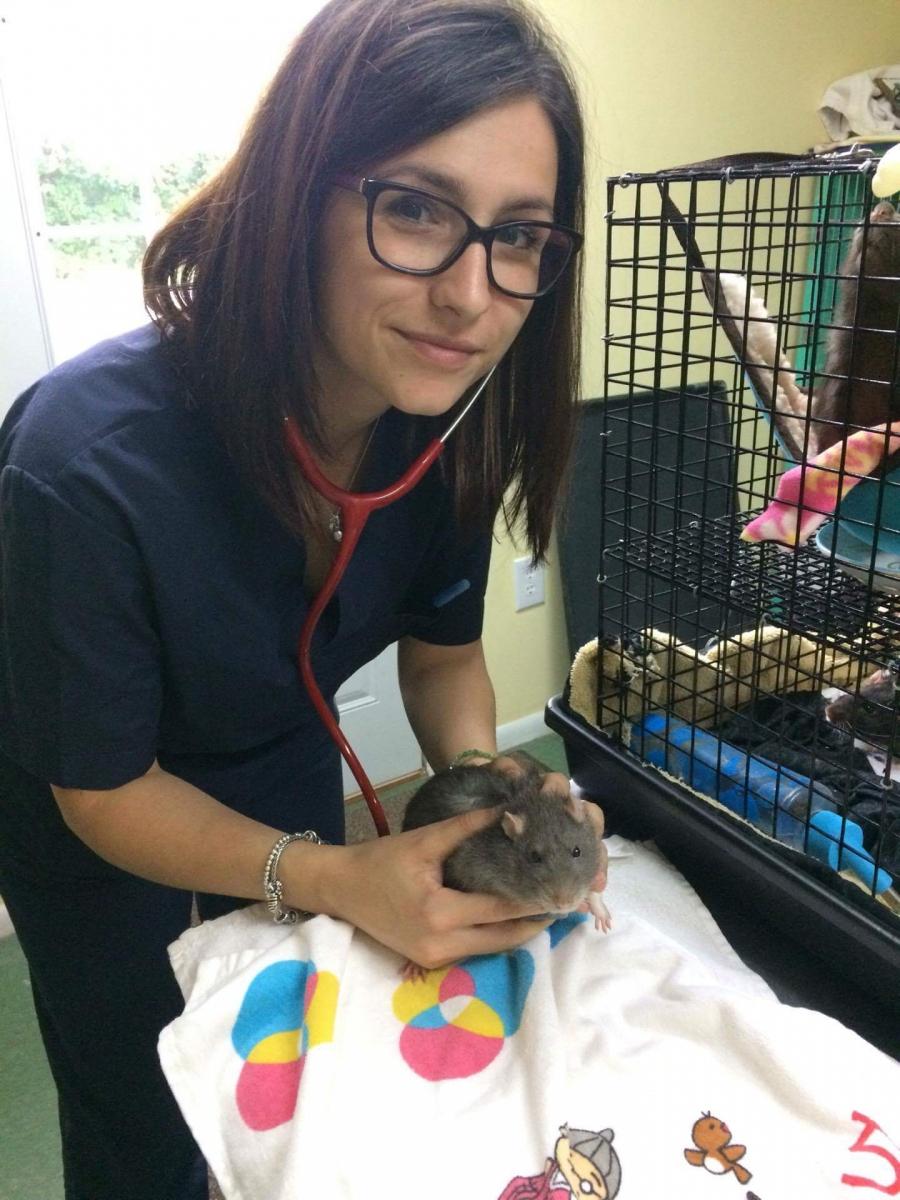 Dr. Mariana Gallo, Italy