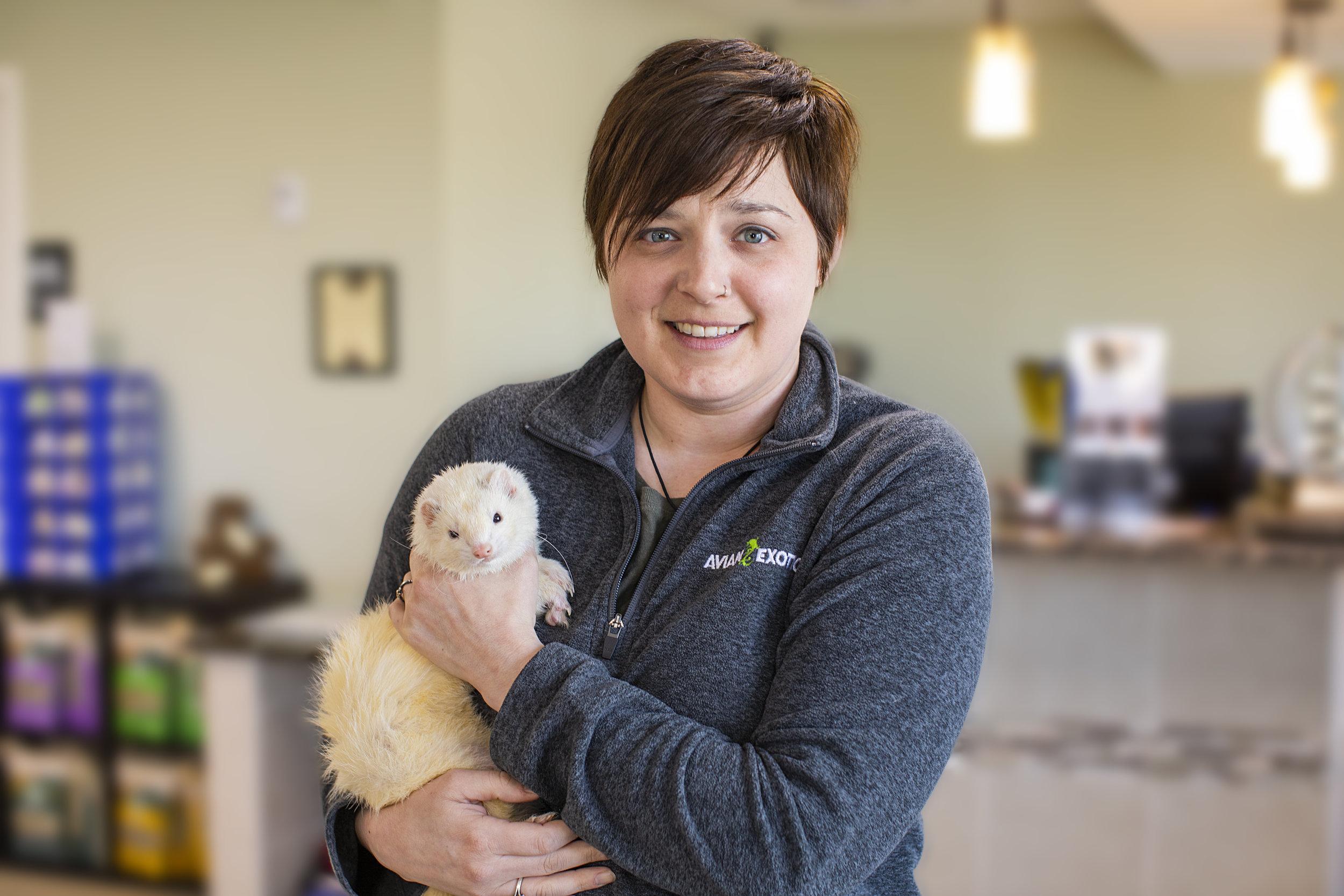 Lorelai Gading, Client Care Team Leader