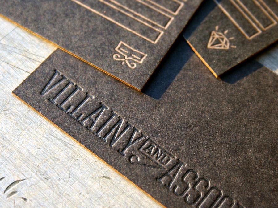 0002_villainy_black_business_card_letterpress_detail.jpg
