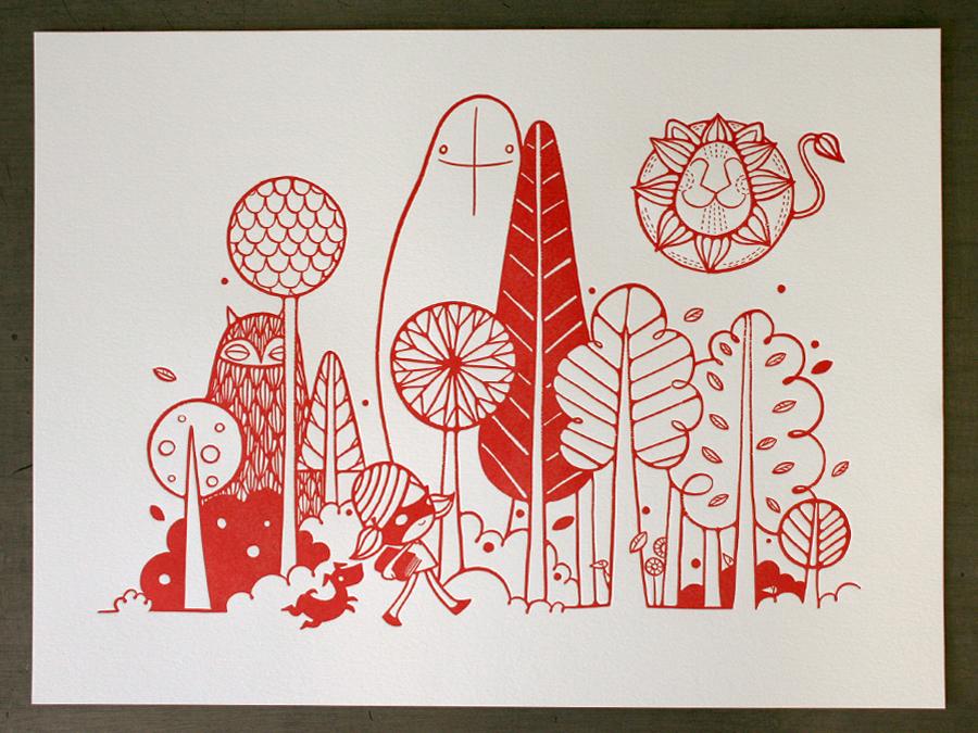 0004_Rilla_sozi_letterpress_print_red.jpg