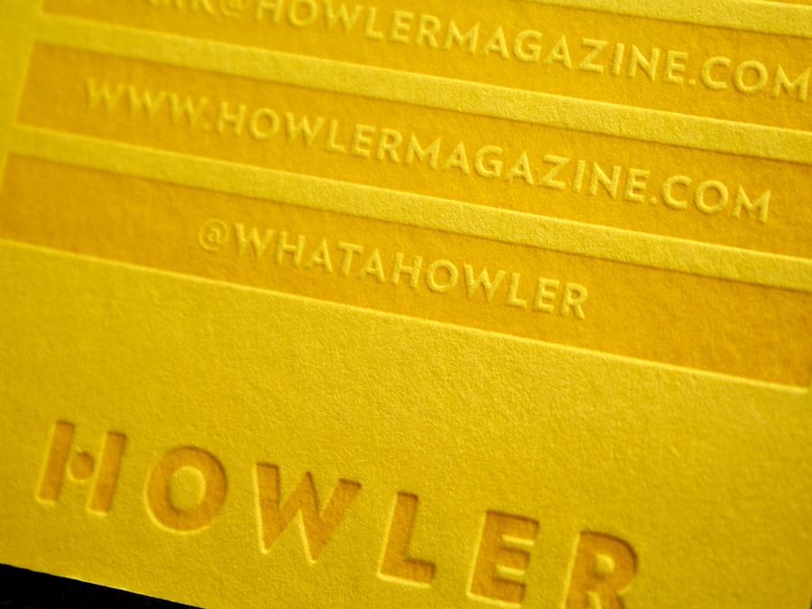 Howler_Business_Card_SOF_Letterpress_0002_yellow_type.jpg