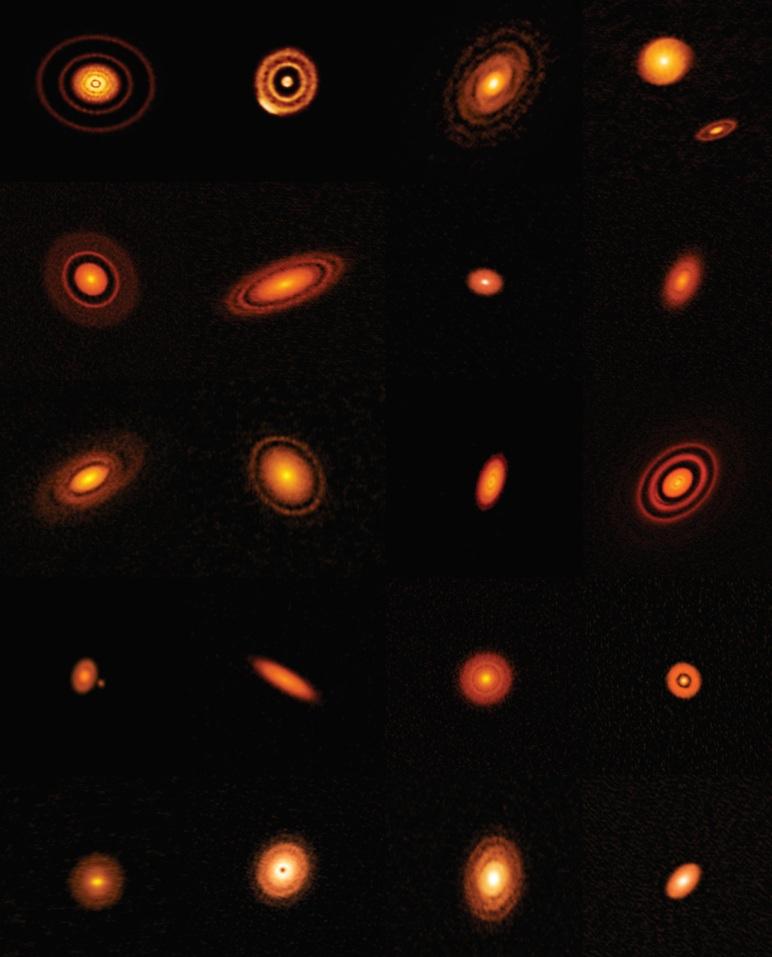 Credit: ALMA (ESO/NAOJ/NRAO), S. Andrews et al.; NRAO/AUI/NSF, S. Dagnello