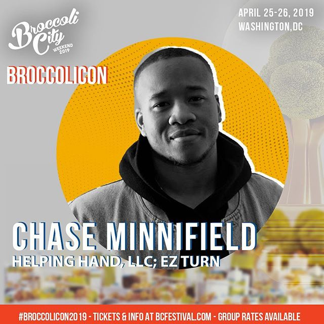 "Excited to announce that I'll be joining @robhillsr  @thespicesuite and Jade Green at #BroccoliCon2019, a 2-day gathering of like minds eager to exchange tools and resources to make sure we all win! Register now at BCFestival.com and use promo code ""INVESTINYOURSELF"" for $50 off BroccoliCon General Admission and VIP tickets  #broccolifest #broccolicityfestival #networking #entrepreneur #athlete2entrepreneur"