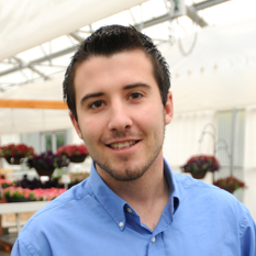 Mason DayCo-Founder - Mason has spent his whole life around plants, growing up on a farm in rural Michigan. He graduated from Cornell University in 2012. Mason handles the marketing and public relations for the app as well as helping to guide the design and feel. @mday55mday@growitmobile.com