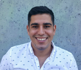 Stefan RodriguezDeveloper - Stefan is passionate about using technology to create vibrant communities. He graduated as an engineer from the University of Florida in 2012. Stefan is a Ruby on Rails developer and handles the backend technical aspects of the app. @stefanrodsrodriguez@growitmobile.com