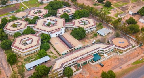 FARAFENNI GENERAL HOSPITAL, FARAFENNI, THE GAMBIA.