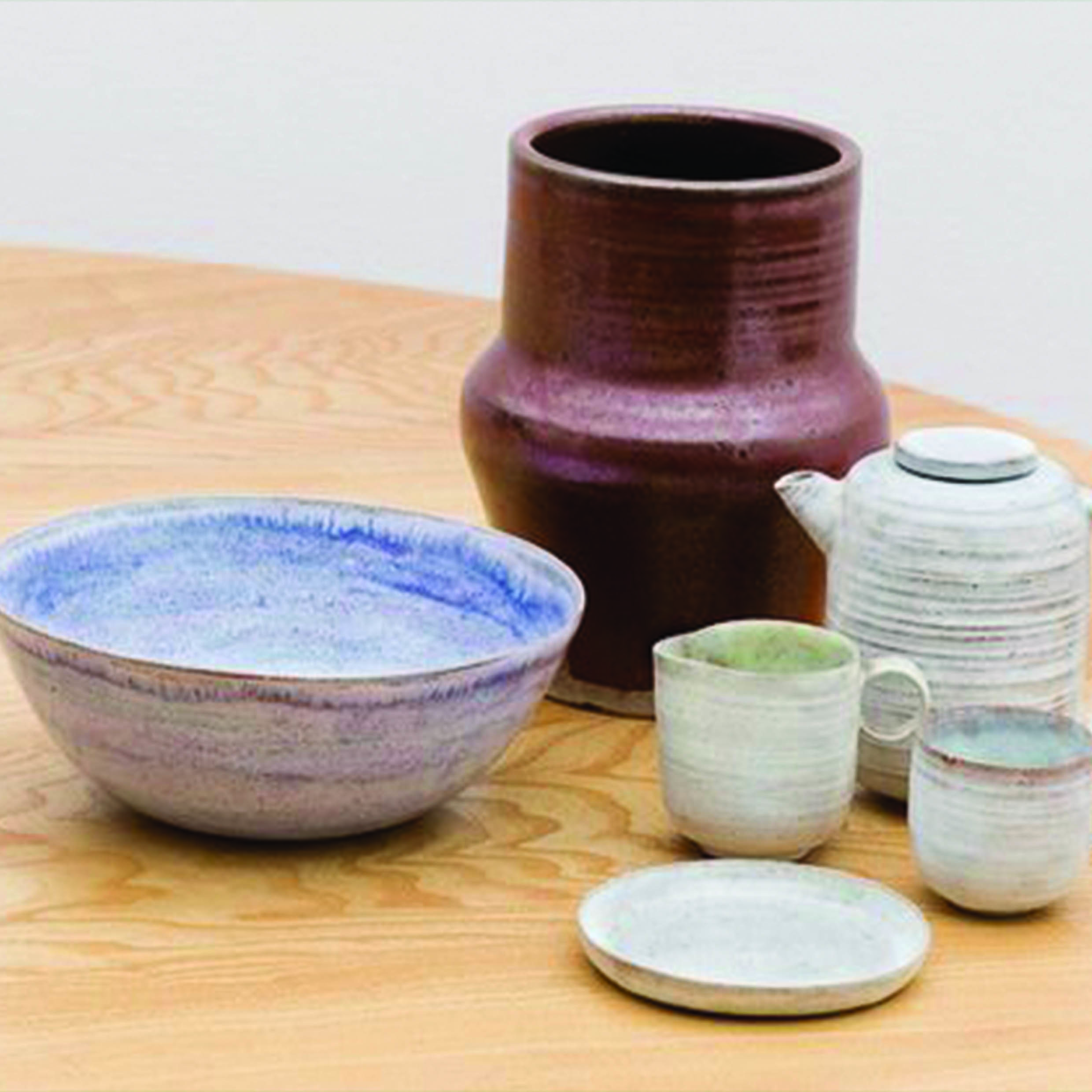 Current obsession: My Pottery Course (photo credit, Lucie Rie)
