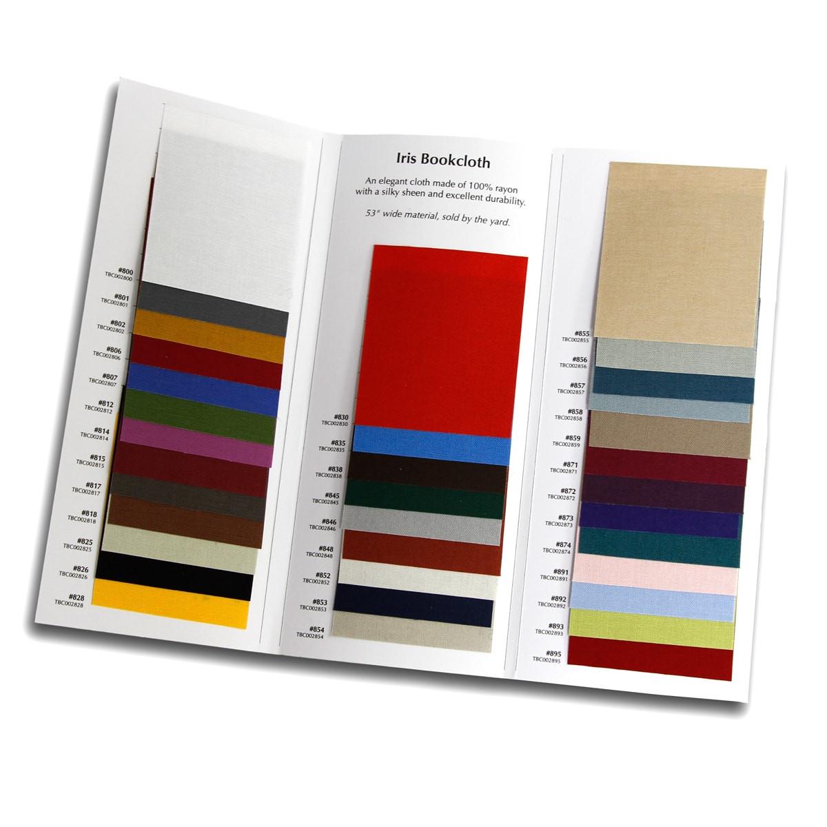 Standard Linen - A sleek cover that feels classic & refined.