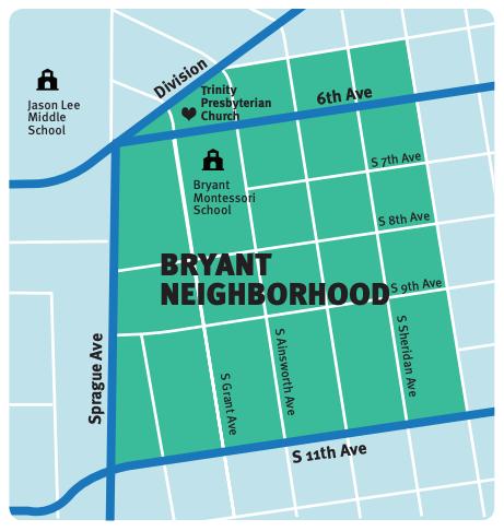 Bryant Neighborhood